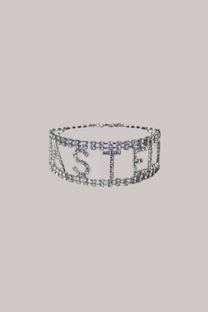 Choker brillantes Astel